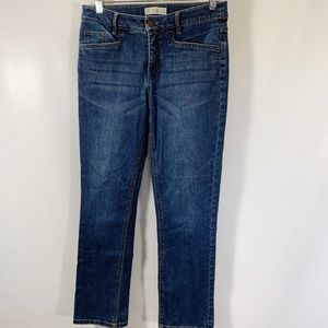 J.Jill Jeans Smooth Fit Straight Leg Stretch